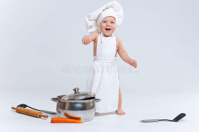 Little cook.