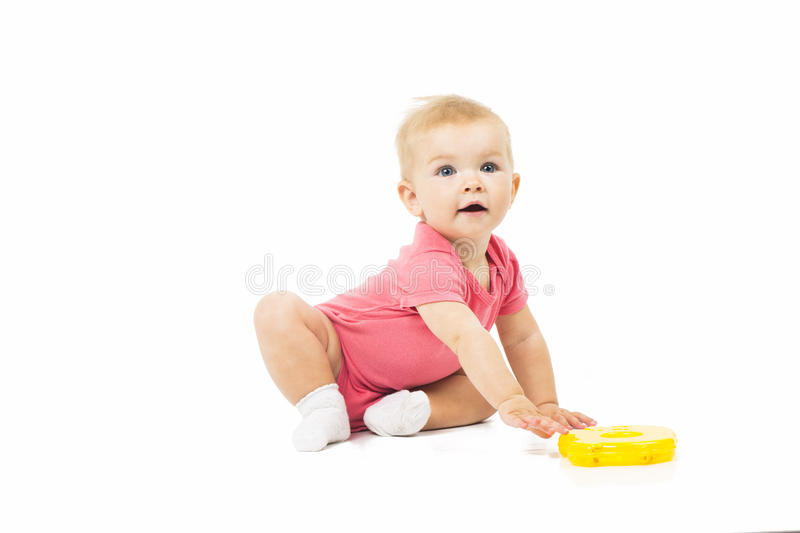 Download Little Cute Baby Stock Photos - Image: 26918713