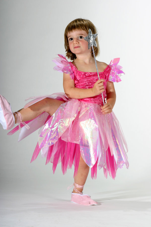 Free Little Dancer Stock Image - 1253771