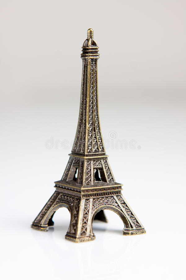 Little Eiffel royalty free stock photography