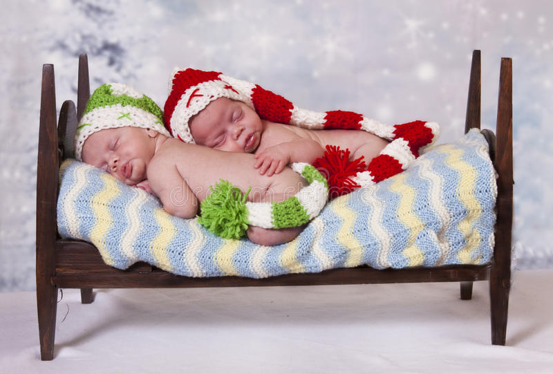 Little elves stock photos