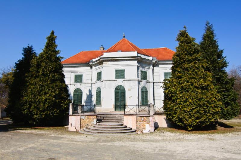 Little Esterhazy palace royalty free stock image