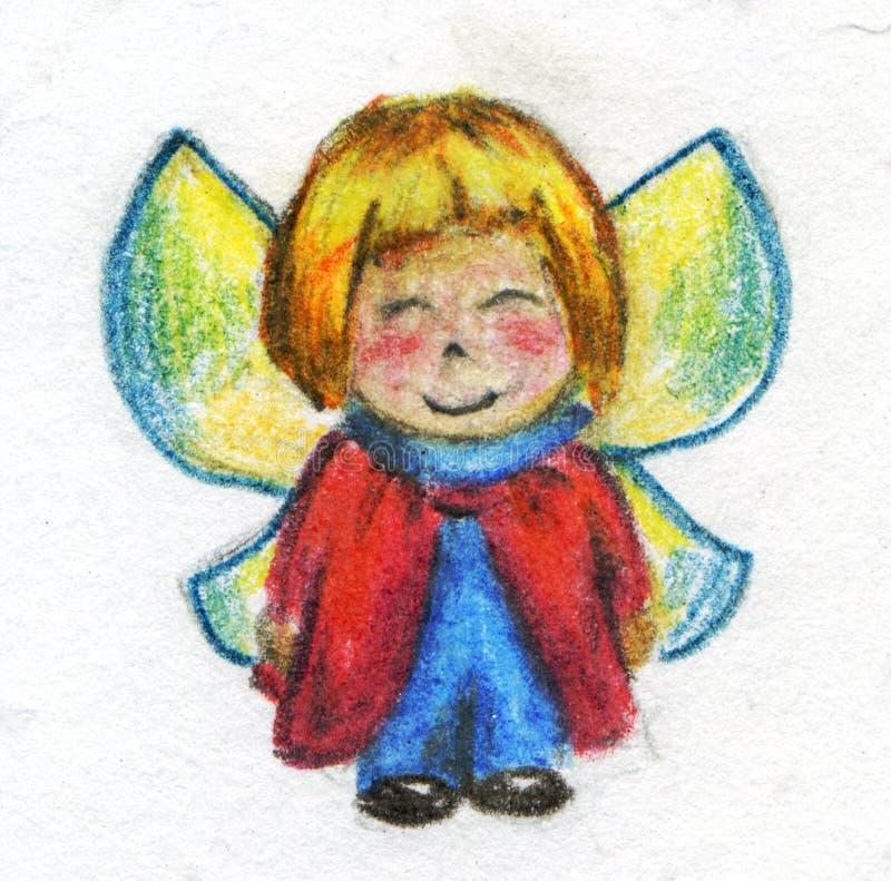 Little Fairy Stock Illustration