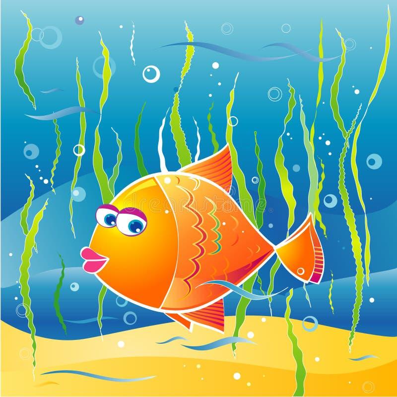 Free Little Fish,vector Illustratio Stock Photos - 1186373
