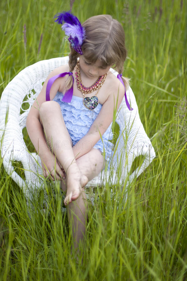 Free Little Flapper Royalty Free Stock Image - 19933666