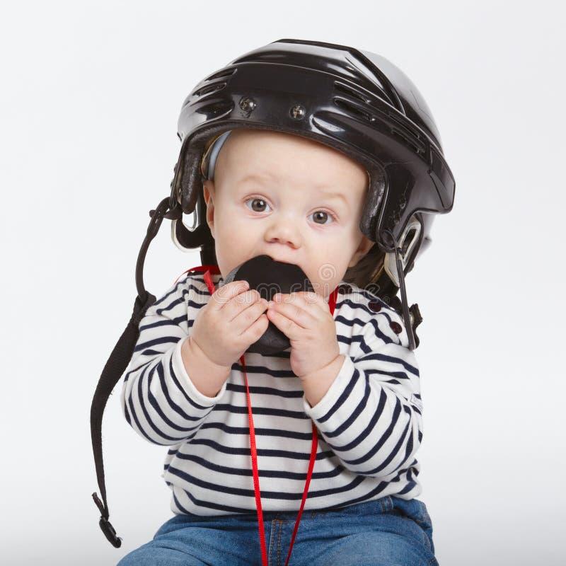 Free Little Funny Hockey Referee Royalty Free Stock Photography - 62466427