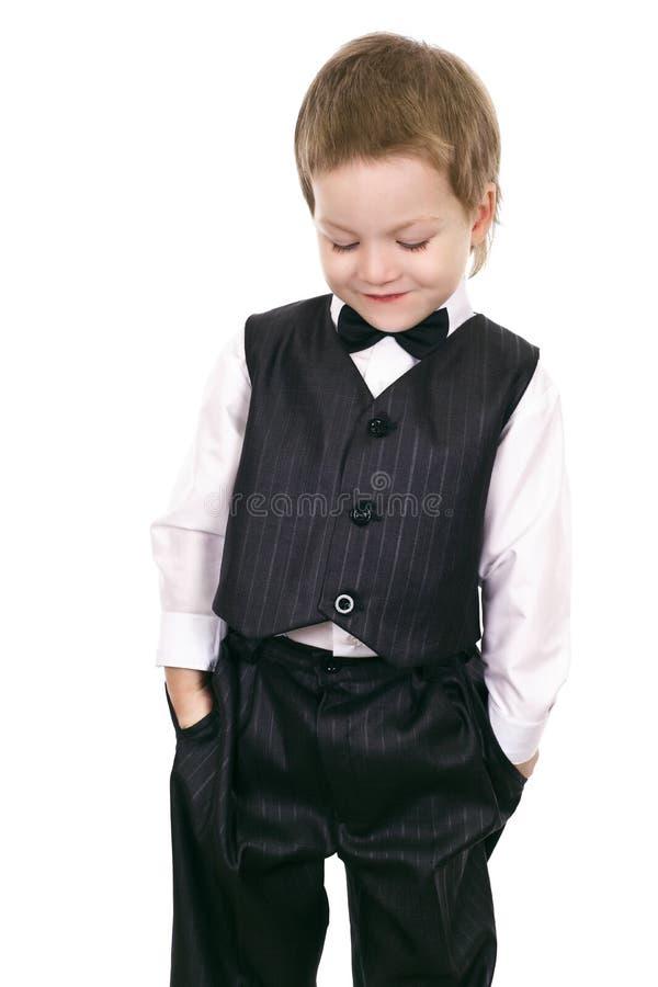 Little Gentleman stock photography