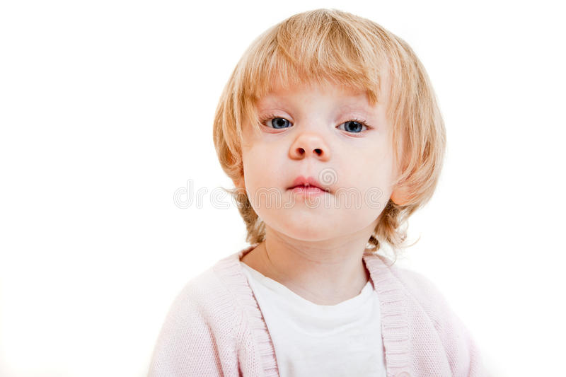 Download Little girl stock photo. Image of caucasian, face, beautiful - 22204310