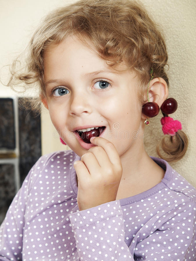 Download Little Girl Stock Photography - Image: 25780492