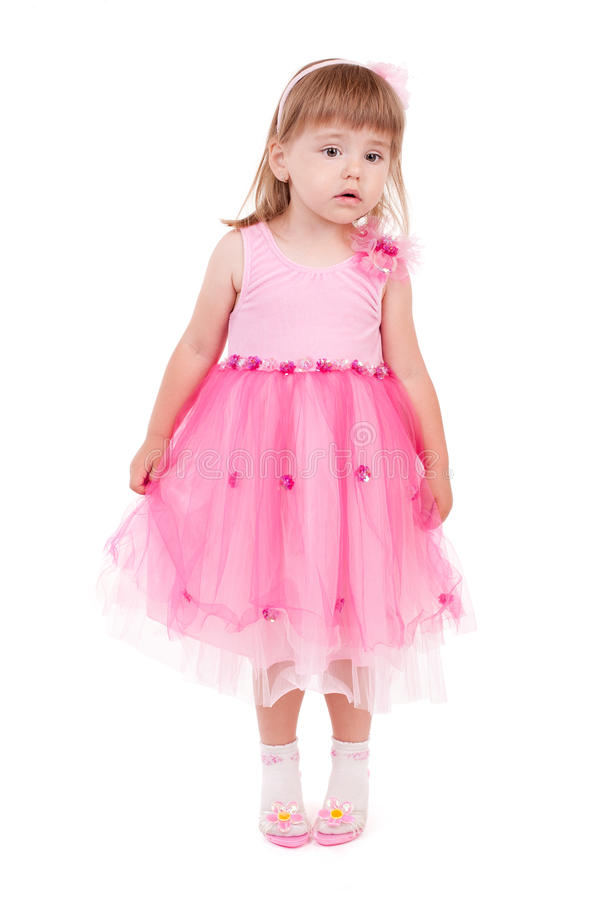 Download Little girl stock image. Image of little, childhood, girl - 25860893