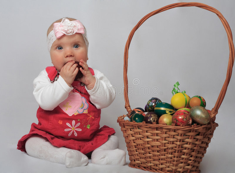Download Little girl stock image. Image of feast, holiday, baby - 8947535