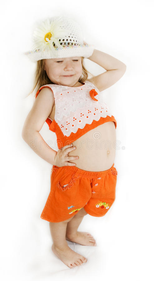 Free Little Girl Stock Images - 9739324