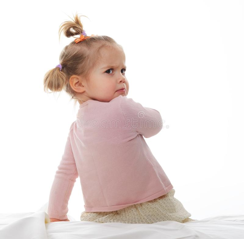Download Little Girl Stock Photography - Image: 34644702
