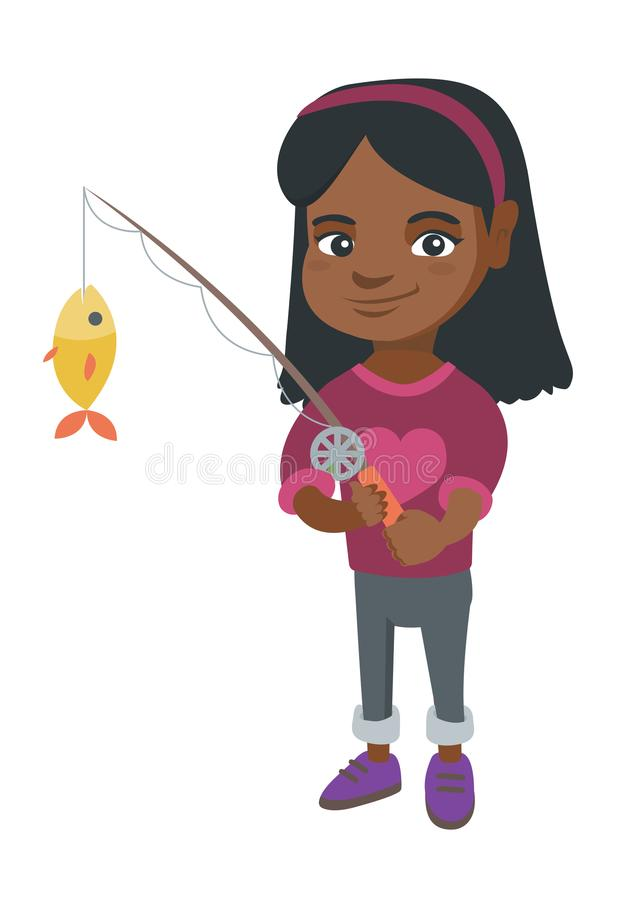Little Girl Fishing Stock Illustrations 292 Little Girl Fishing Stock Illustrations Vectors Clipart Dreamstime