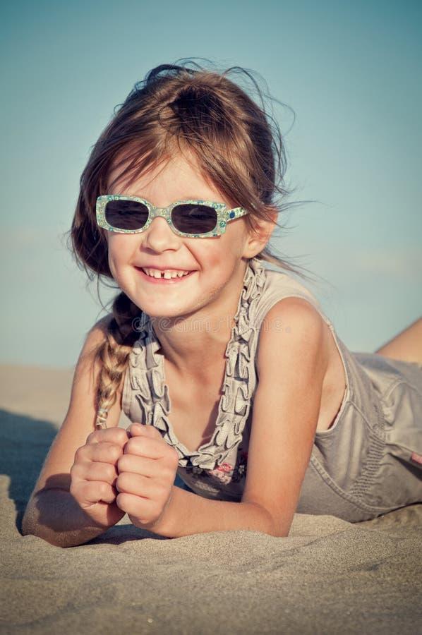 Download Little girl playing stock photo. Image of girl, florida - 25631166