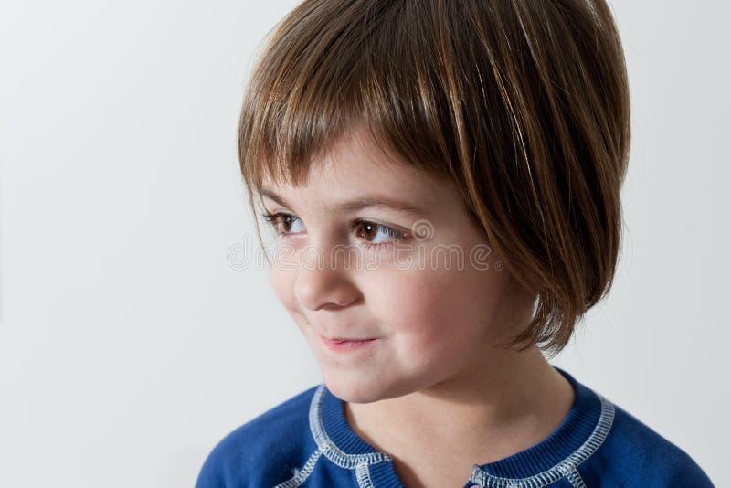 Download Little Girl Portrait stock image. Image of studio, color - 22686049