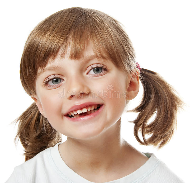 Download Little Girl - Portrait Royalty Free Stock Photos - Image: 27553638