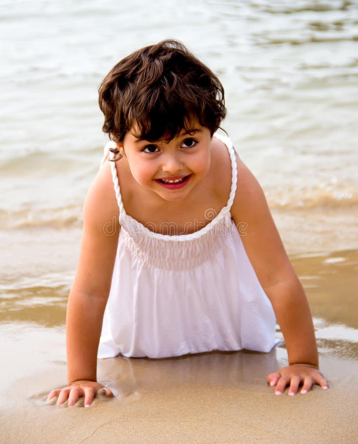 Download Little Girl Portrait Royalty Free Stock Photo - Image: 32787155