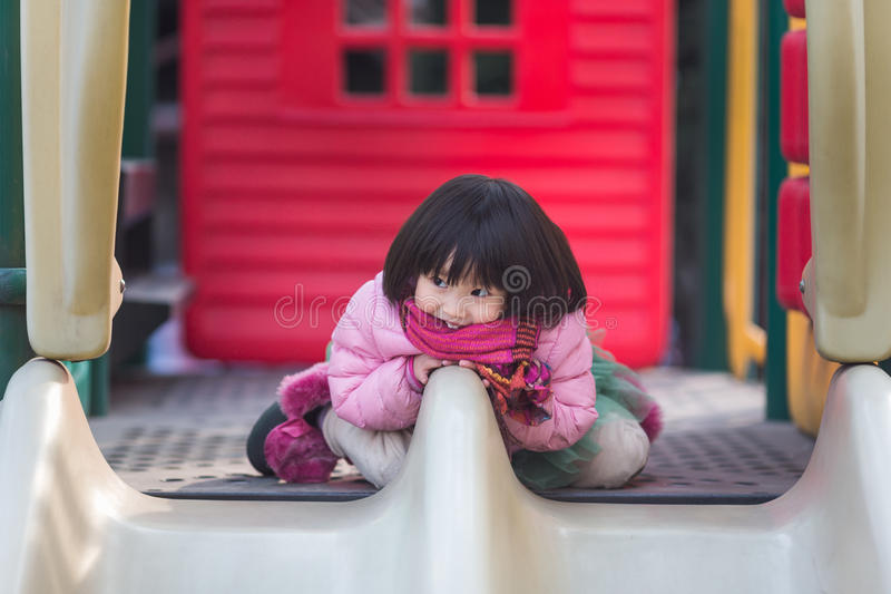 Download Little Girl Stock Photo - Image: 41274487