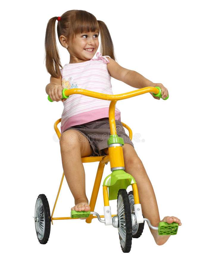 Free Little Girl With Tails Stock Photos - 20780903
