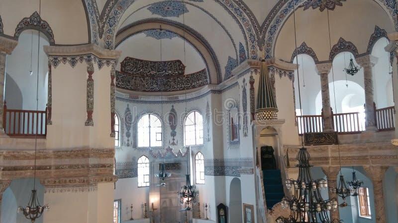 Little Hagia Sophia Mosque stock photos