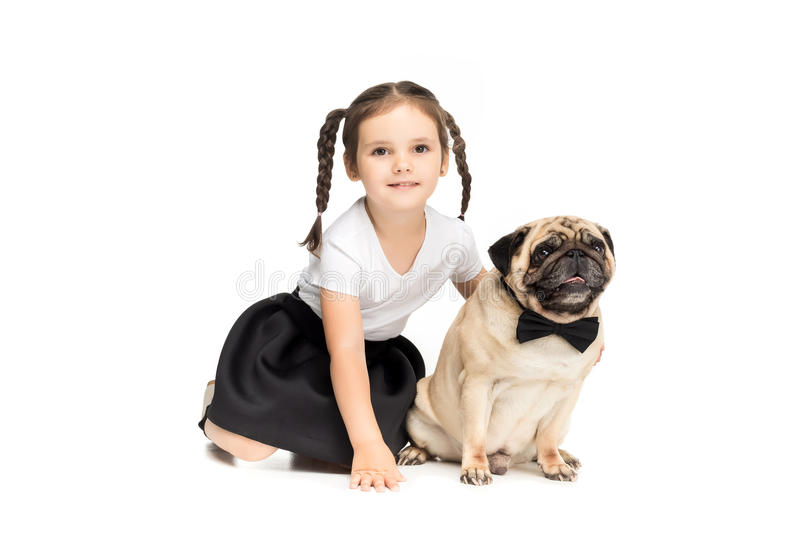 Best Pug Bow Adorable Dog - little-happy-adorable-girl-hugging-pug-dog-bow-tie-isolated-white-happy-adorable-girl-hugging-pug-dog-bow-tie-isolated-99272867  Snapshot_59730  .jpg