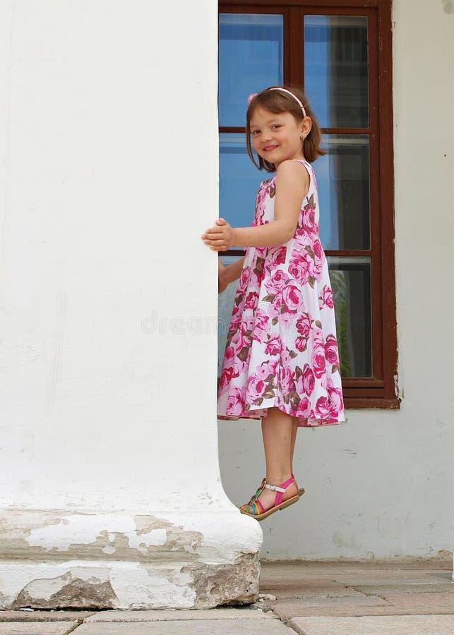 Free Little Happy Girl Stock Image - 19923671