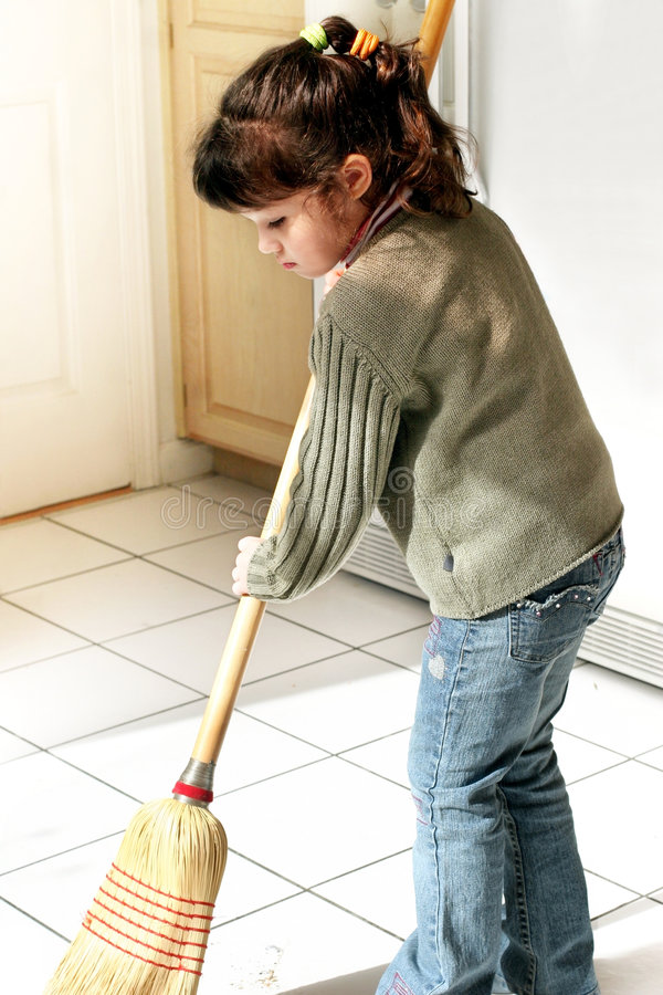 Download Little Helper Stock Image - Image: 522001