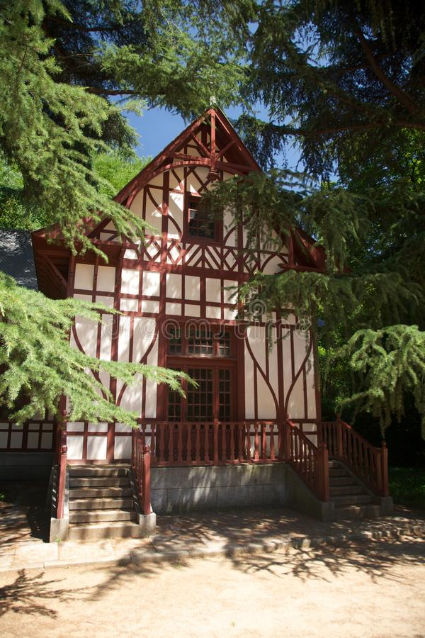 Download Little House At Campo Del Moro Stock Image - Image: 23069163
