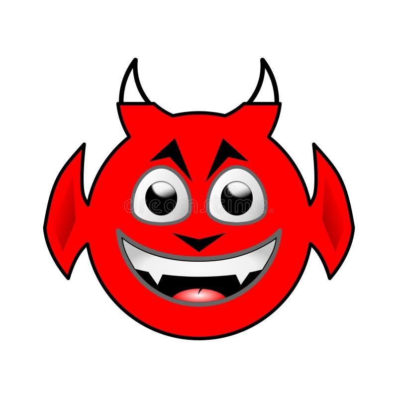 Download Little Imp Head stock illustration. Illustration of creature - 16485118
