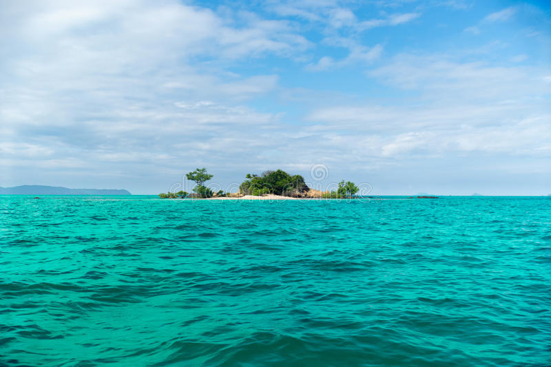 Little Island royalty free stock images
