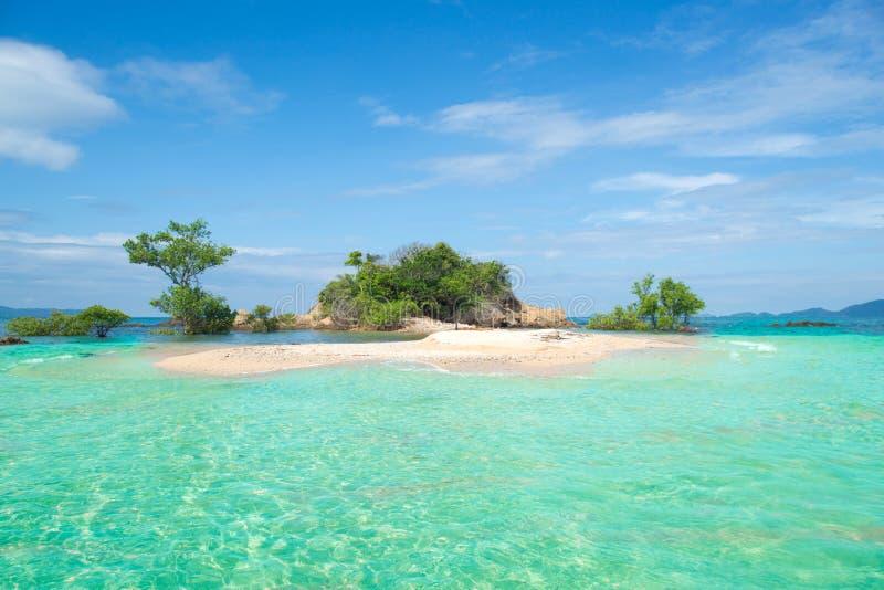 Little Island royalty free stock image
