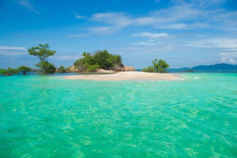 Little Island royalty free stock photos