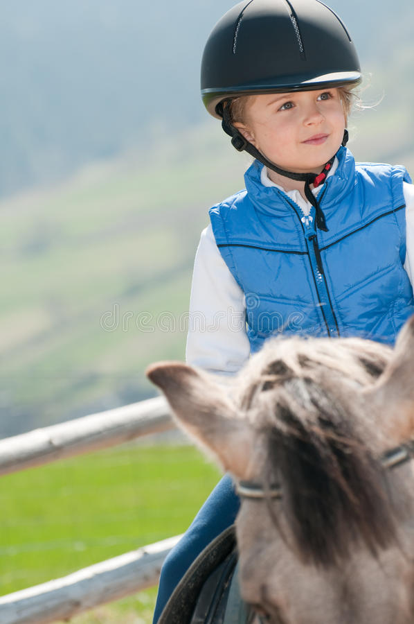 Download Little Jockey Stock Image - Image: 14473771