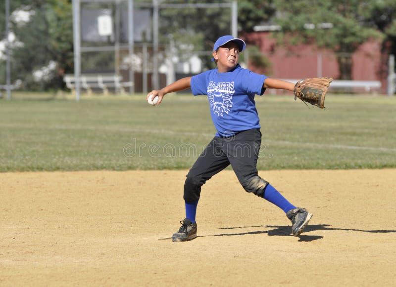 Download Little League Baseball Pitcher Stock Photos - Image: 15526273