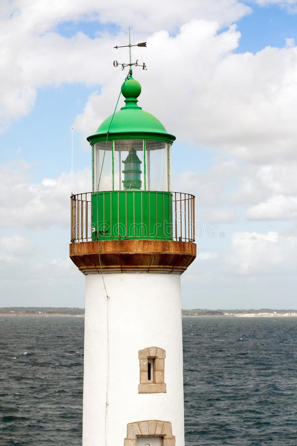 Little Lighthouse Stock Images