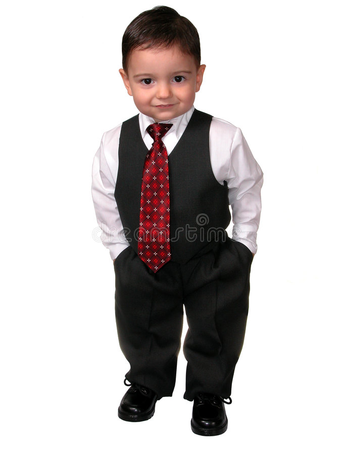 Free Little Man Series: Hands In Pocket Stock Photo - 25250