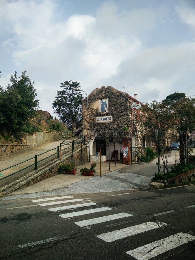 Sardinia Geominerary Park stock photo
