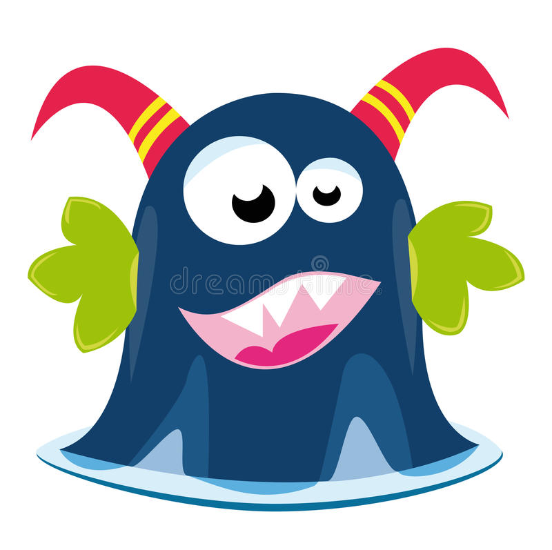 Free Little Monster Stock Photo - 13547930