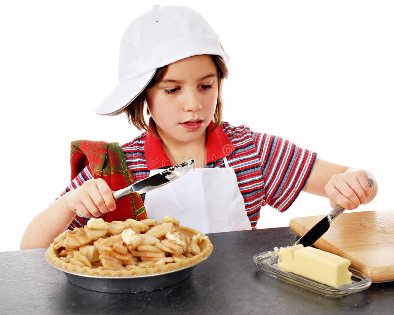 Little Pie Maker stock images