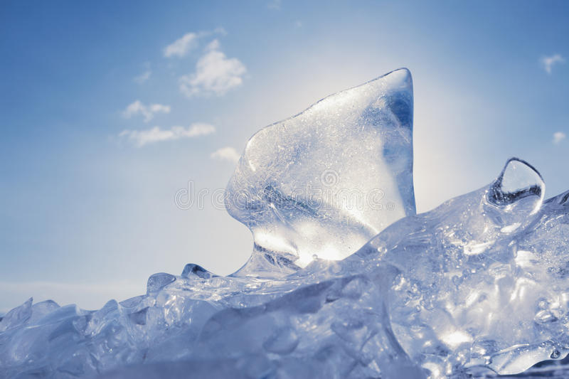 Download Ice Of Baikal Lake In Siberia Stock Image - Image of cold, white: 29947445