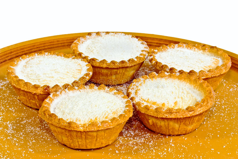 Little mince pies royalty free stock photos