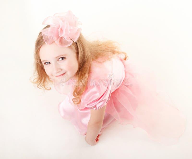 Little princess royalty free stock photos