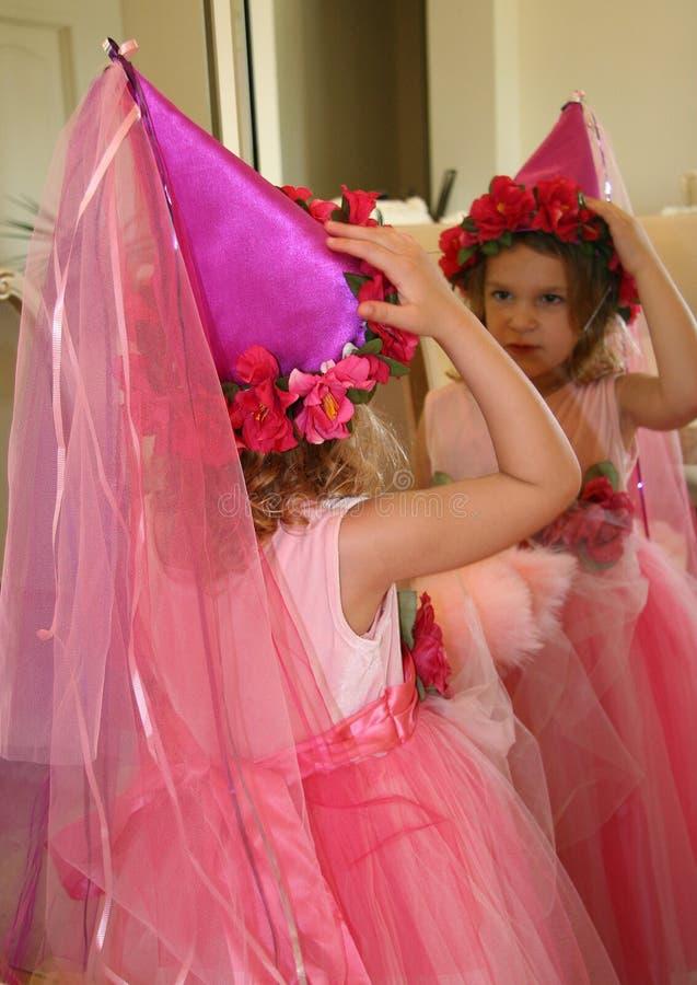Little Princess 4 stock image