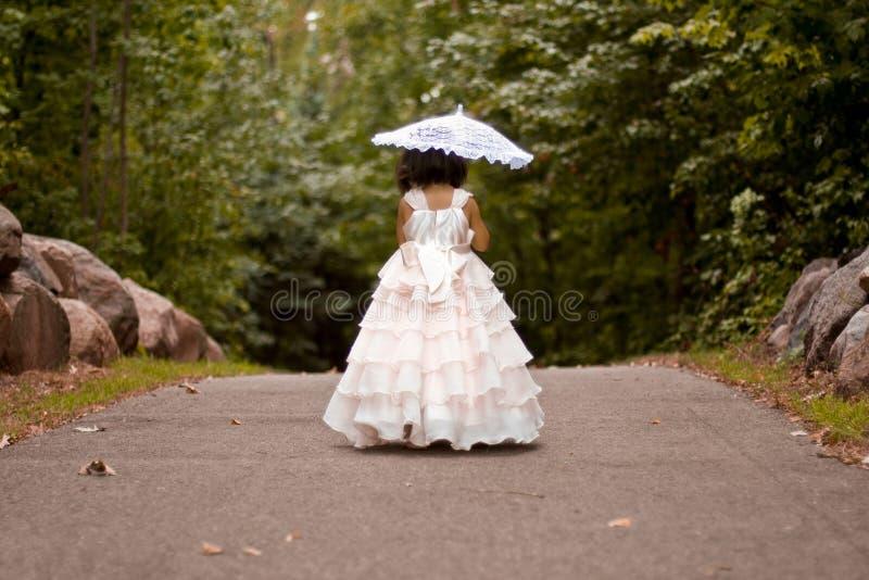 Download Little princess stock image. Image of girl, fallen, children - 6174203