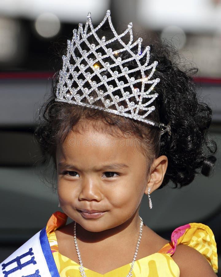Little Princess stock photography
