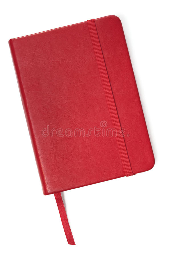 Download Little Red Book stock photo. Image of notebook, white - 14857406