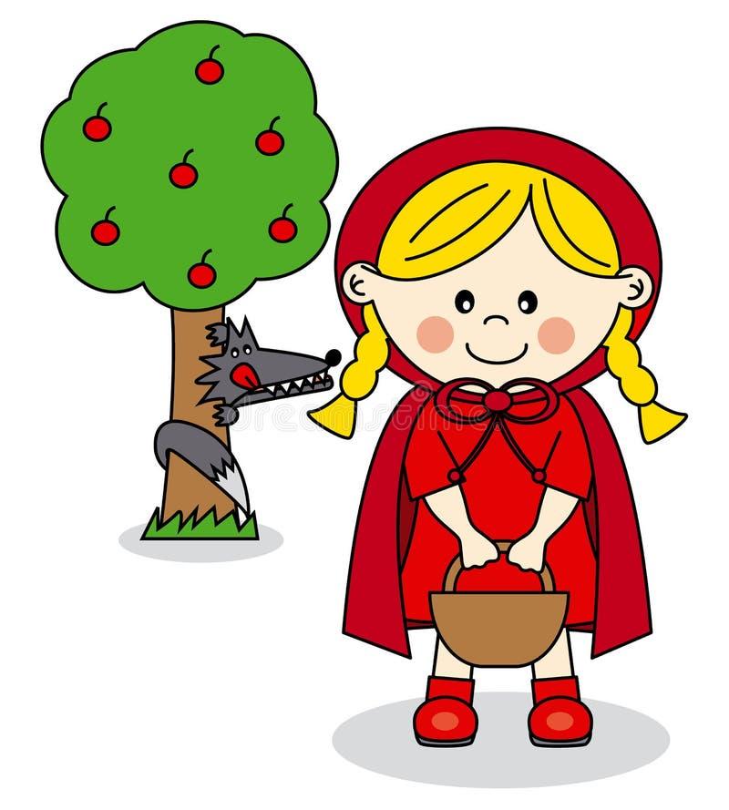 """LITTLE RED RIDING HOOD FOR CHILDREN"""