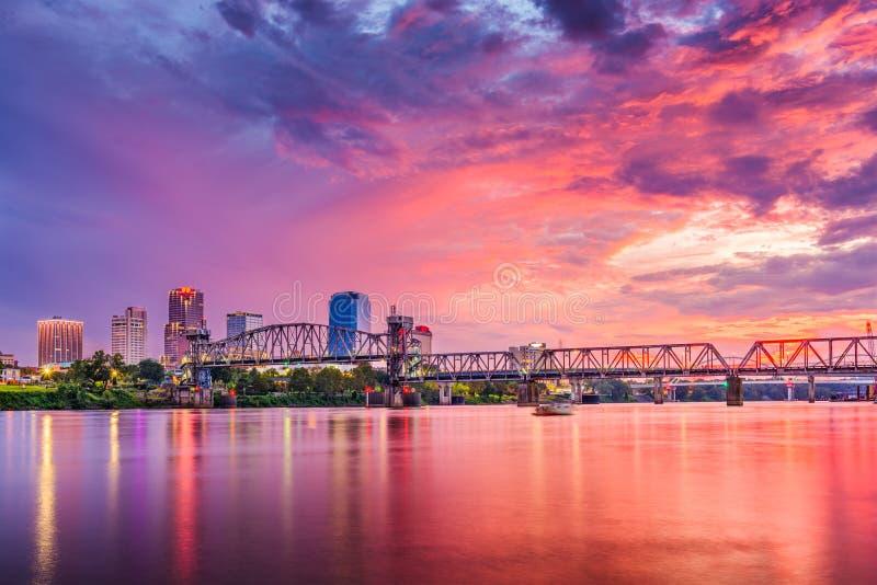 Little Rock, Arkansas, USA lizenzfreie stockbilder