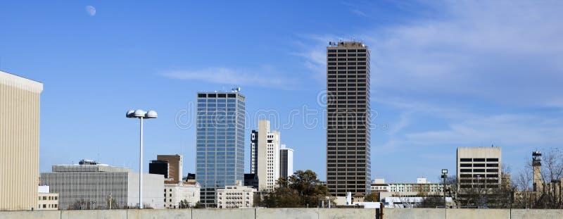 Little Rock panorámico, Arkansas imagenes de archivo